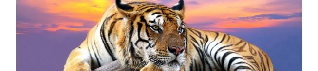Кухонный фартук Тигр №2