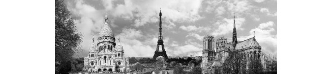 "Кухонный фартук Париж ""Эйфелева Башня"""