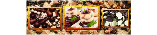 Кухонный фартук Шоколадная сказка